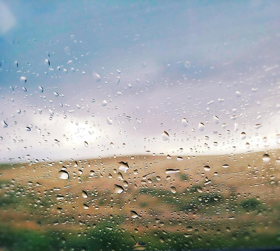 A View through the Rain