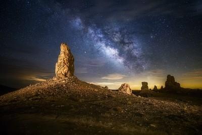 Trona Sky