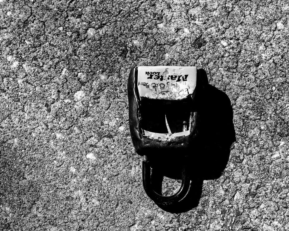 City Scape Lock