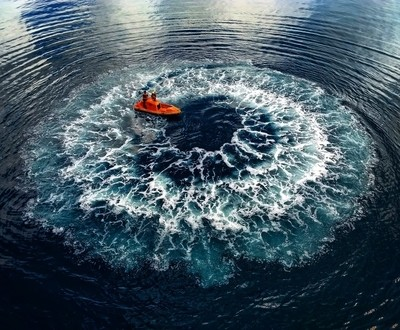 Rescue Boat Drill