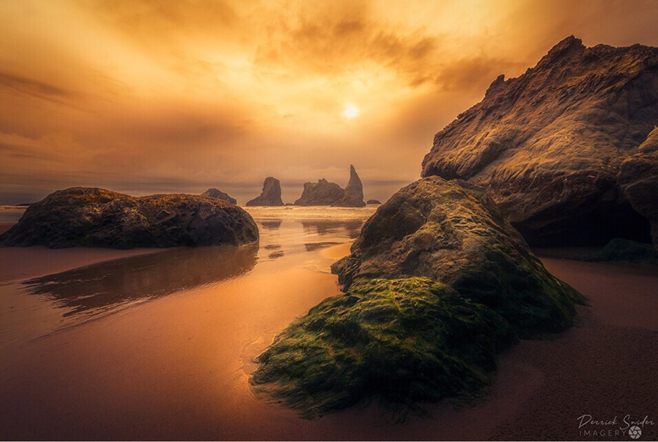 """Shadows Of Bandon -  """"The three great elemental sounds in nature are the sound of rain, the sou..."""