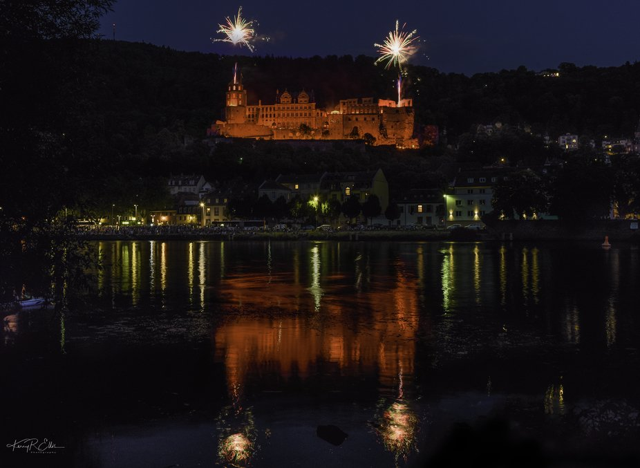 Some images from this past weekend's Heidelberg Castle Illumination. I've shot...