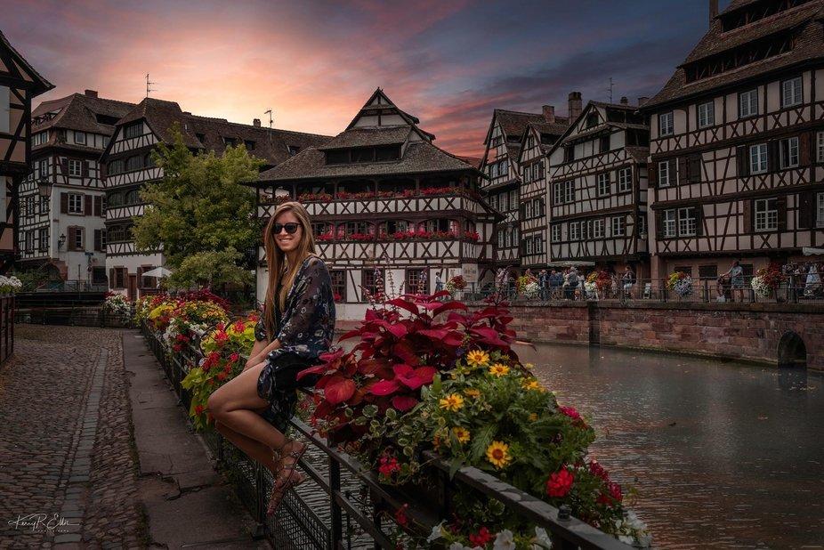 Shannon in Strasbourg