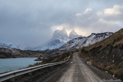 Here we are, Torres del Paine!