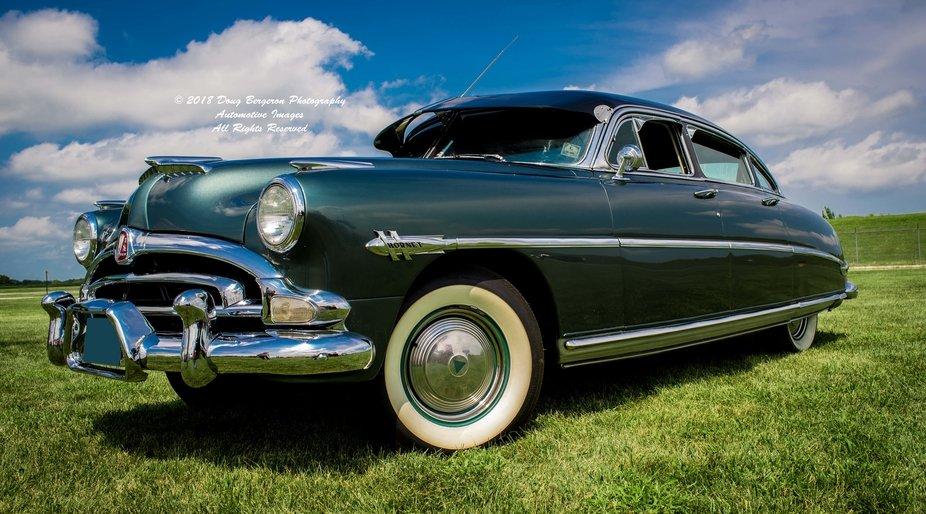DBP00437 1953 Hudson Hornet Color-4431 Copyright