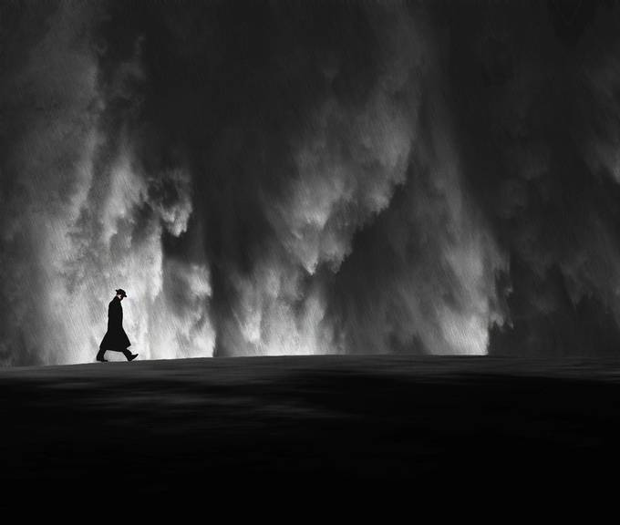 When The Man Comes Around by Valachi_34 - Image Of The Month Photo Contest Vol 35