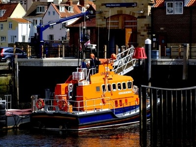 Whitby, RNLI, Trent Class, SAR Lifeboat, I