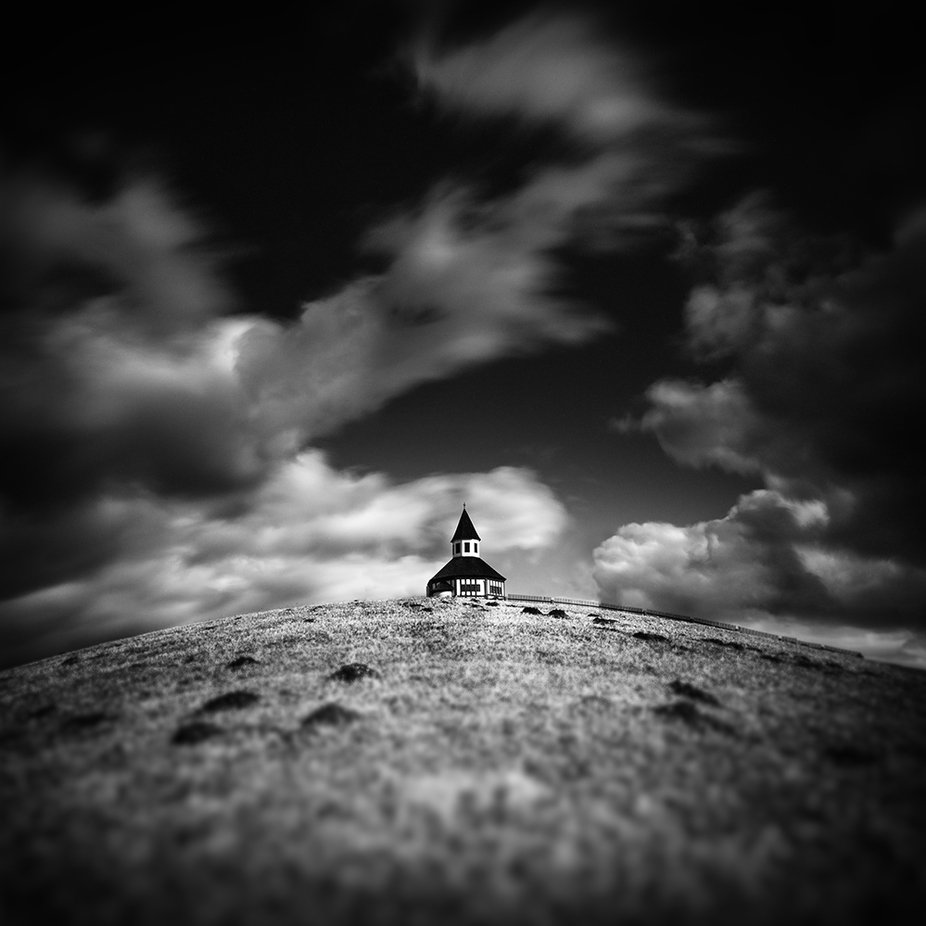 Things Left Unsaid by werol - Our World In Black And White Photo Contest