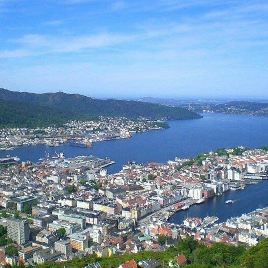 Bergen/Norwegen