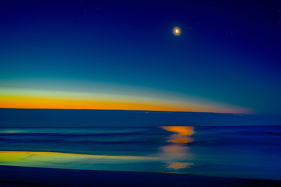 Good night Moon -Hello Morning