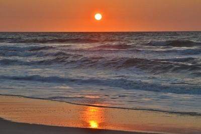 Orange Beach Sunrise