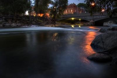 Arkansas River, Salida
