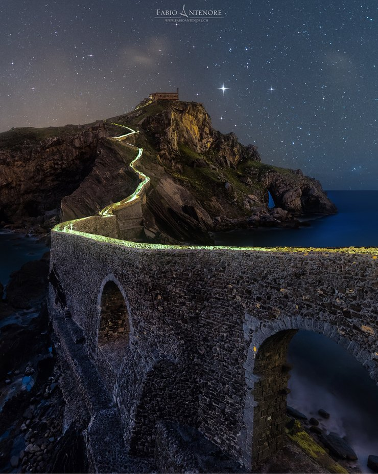 by dustpixxByFabioAntenore - Night Wonders Photo Contest