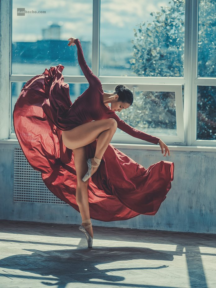 dancer by Hecho - Image Of The Month Photo Contest Vol 35