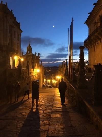 Santiago Evening