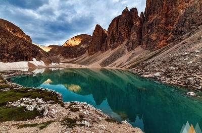 Dolomites - Antermoia's Lake