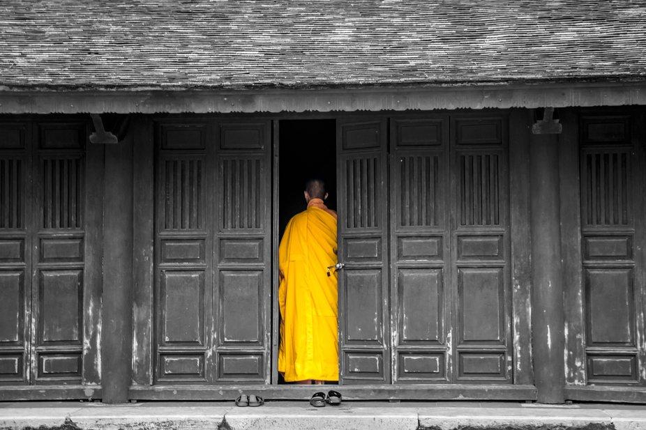Monk (Single Colour)