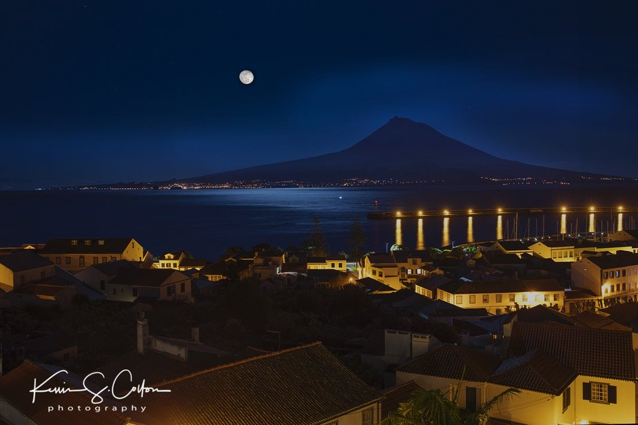 Pico at Night