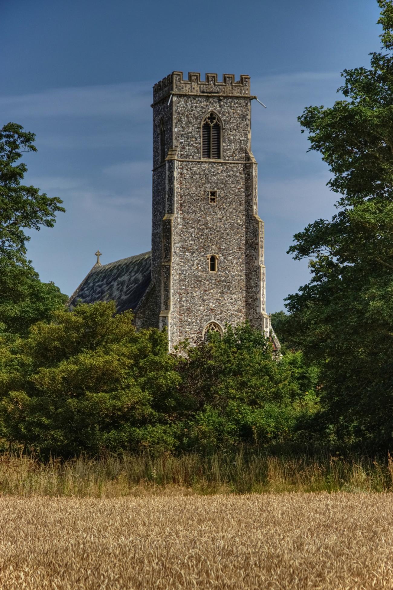 St Nicholas' Church, Wrentham, Suffolk, UK