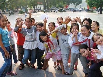 Vietnam's Charming Little People