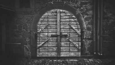 Secret door of 1764