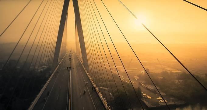 THE BRIDGE by Pablo-Klik - Image Of The Month Photo Contest Vol 35