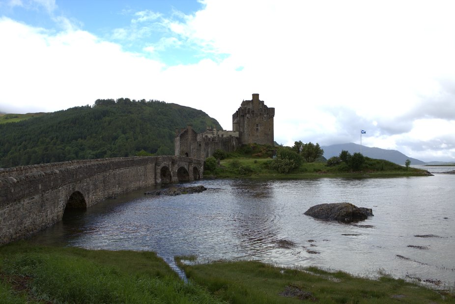 Beautiful Scotland where every day it will rain and every minute it is pure beauty.