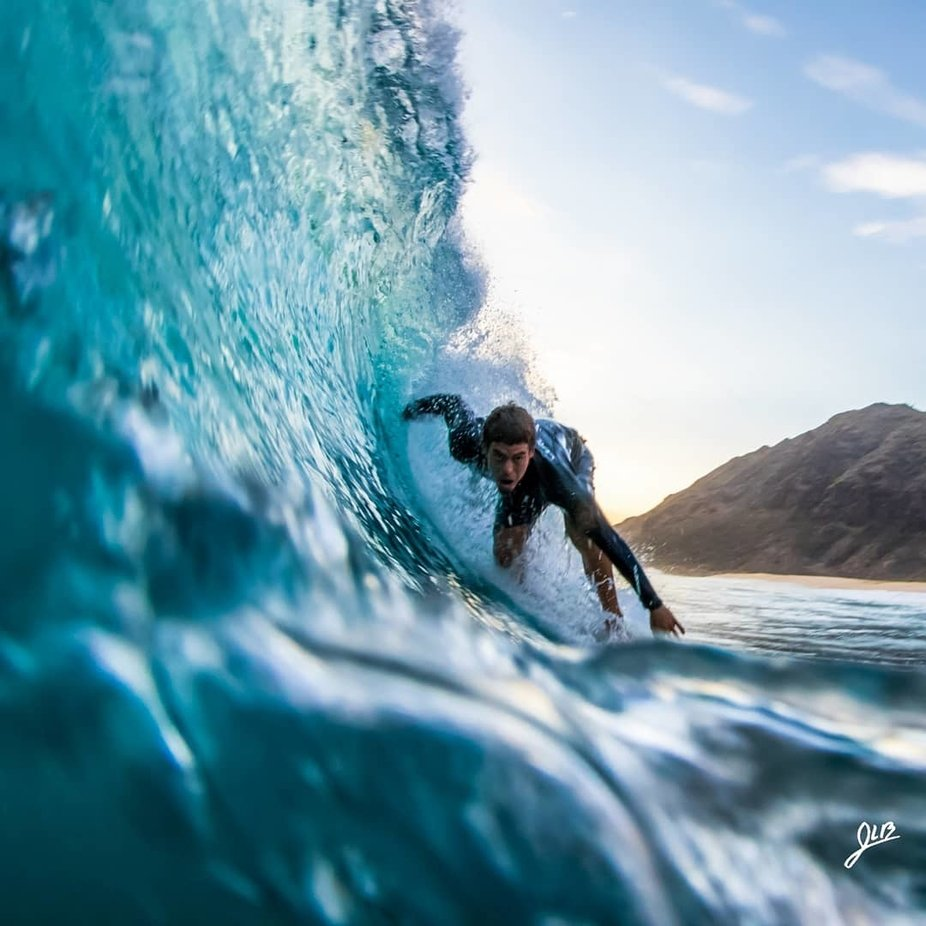 Sending it by Surfingsaru - Image Of The Month Photo Contest Vol 35