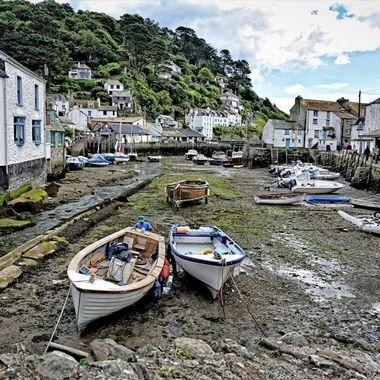 Polperro (4) - South Cornwall, England