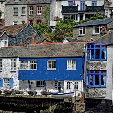 Polperro (5) - south Cornwall, England