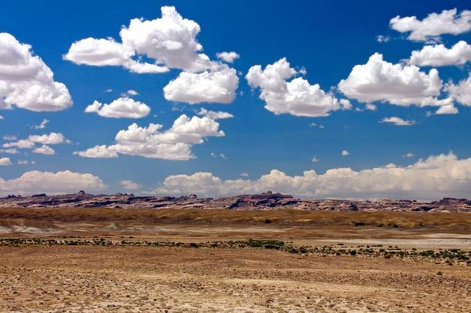 This photo was taking on the side of the road on Hwy. 6 in between Provo and the turn off for Moab in UT.