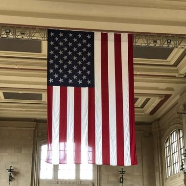 Union Station Salute