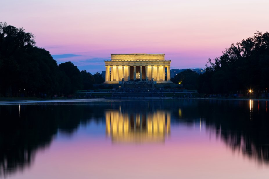 Had a wonderful evening in Washington DC a couple weeks back.  Warm temperatures, good conversati...