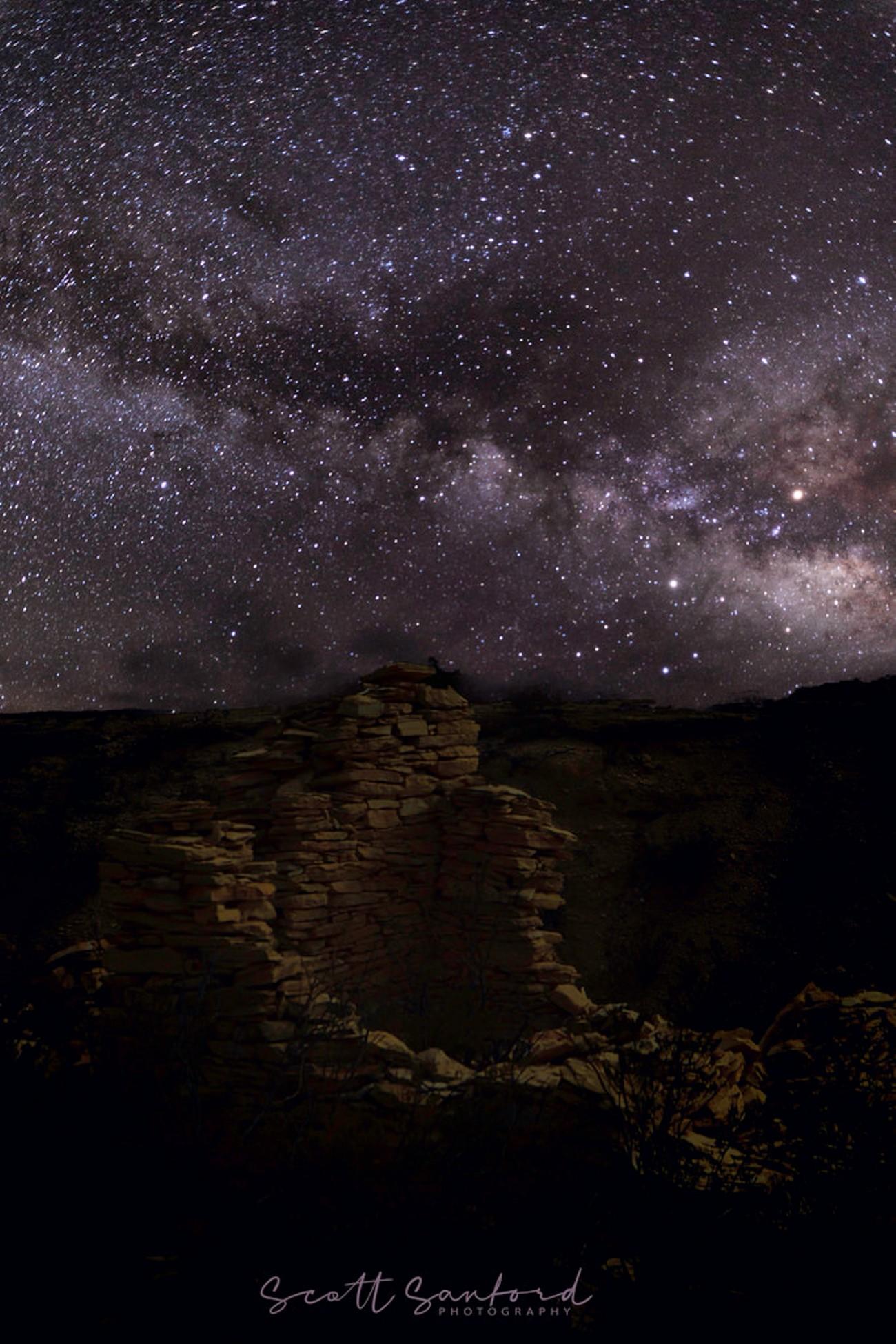 Starlight over Terlingua