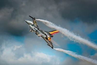 Belgium Air Force, RIAT.