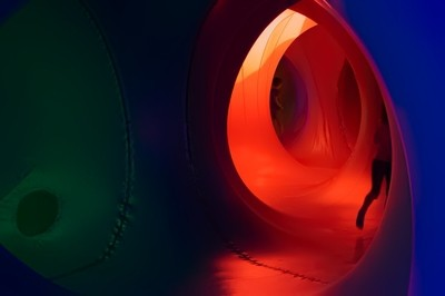 Colors of Luminarium - Geneva