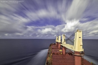 Voyage 'Al Jubail - Brisbane'