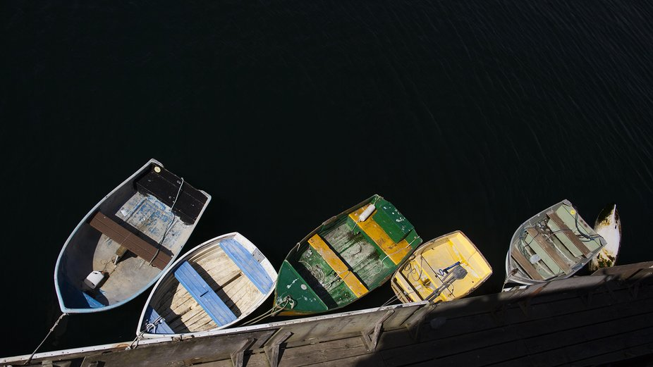 Monterey CA Fisherman's Wharf is an access point to some of the boats on the bay. Do the...