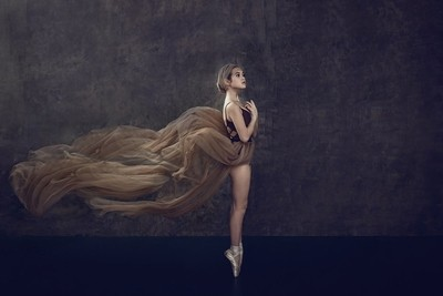 masha ballerina