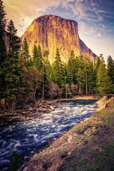 Yosemite Merced River
