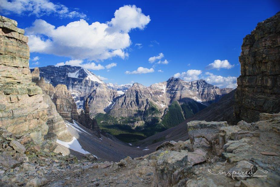 Sentinel Pass Landscape