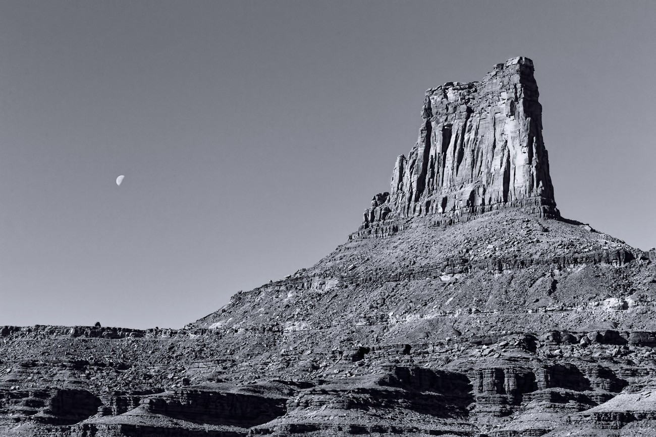 A very chilly December trip to Moab, UT to travel White Rim Road in Canyonlands National Park.