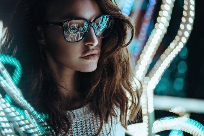 39+ Incredible And Bright Neon Shots