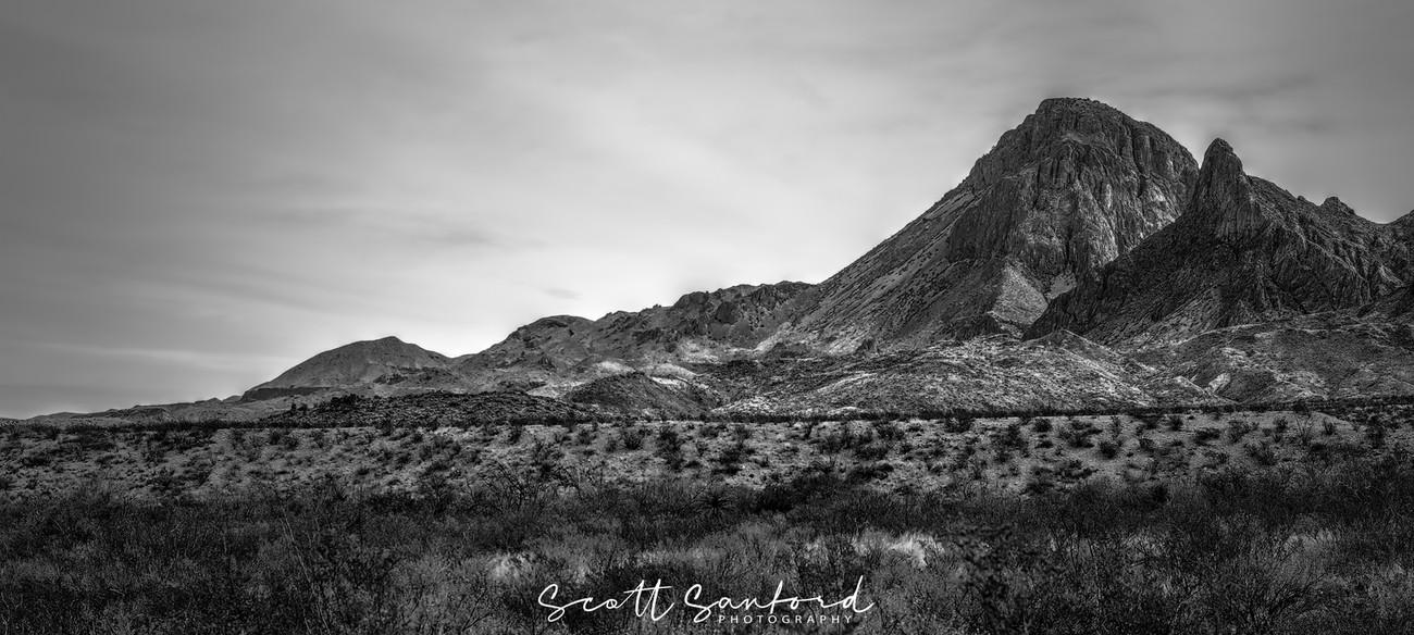 Big Bend Landscape 5291