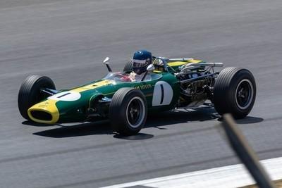 Lotus 43 BRM Formula 1 Racing Car