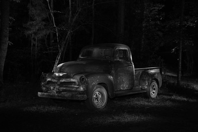 truck-BW