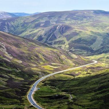 Glen Shee Scotland