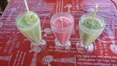 milkshake time!!