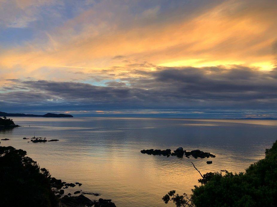 Dawn: a reflection