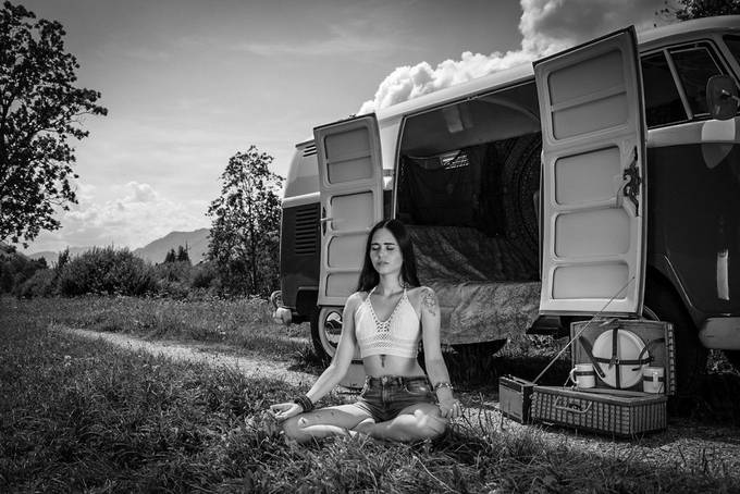 Searching for inner peace by MR_fotoworx - Summer Road Trip Photo Contest